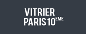 vitrier paris 10 75010